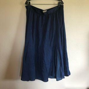 Flattering, Flowy Maxi Skirt